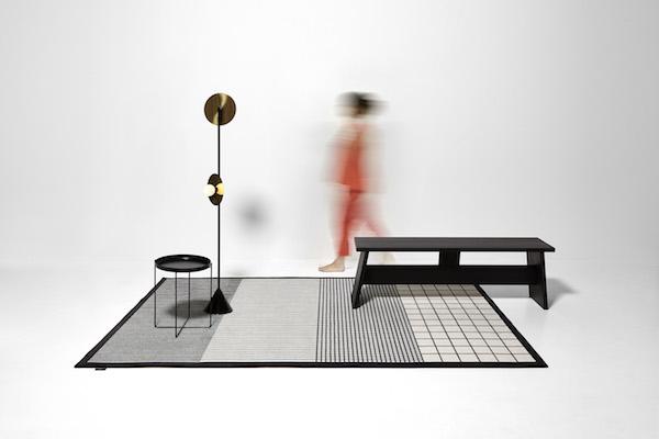 Tramato carpet collection by antoniolupi