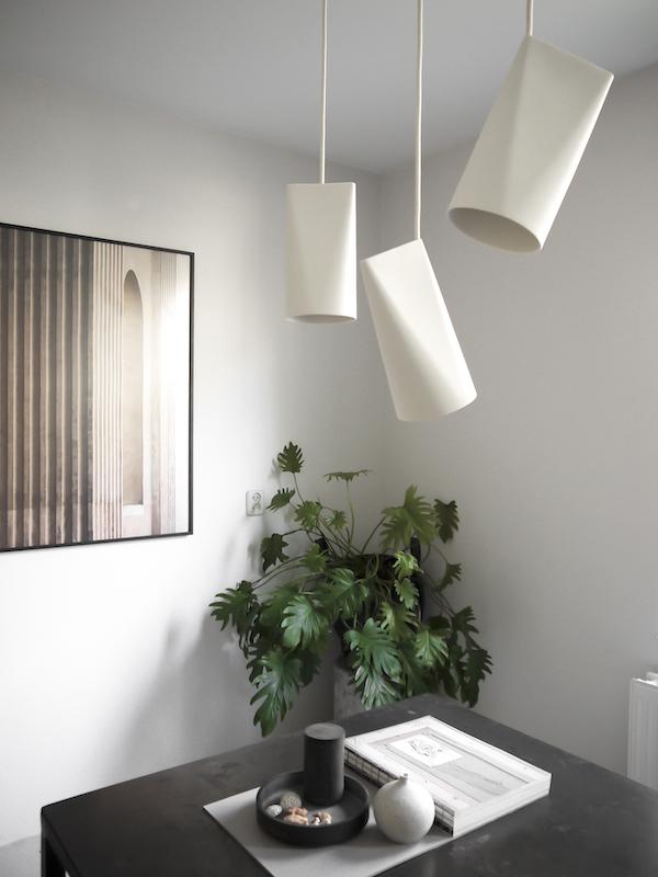 Moebe ceramic lamp