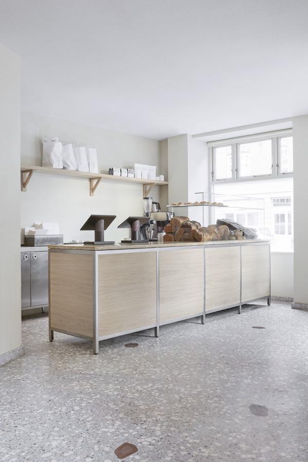 Juno the Bakery by Frama Studio