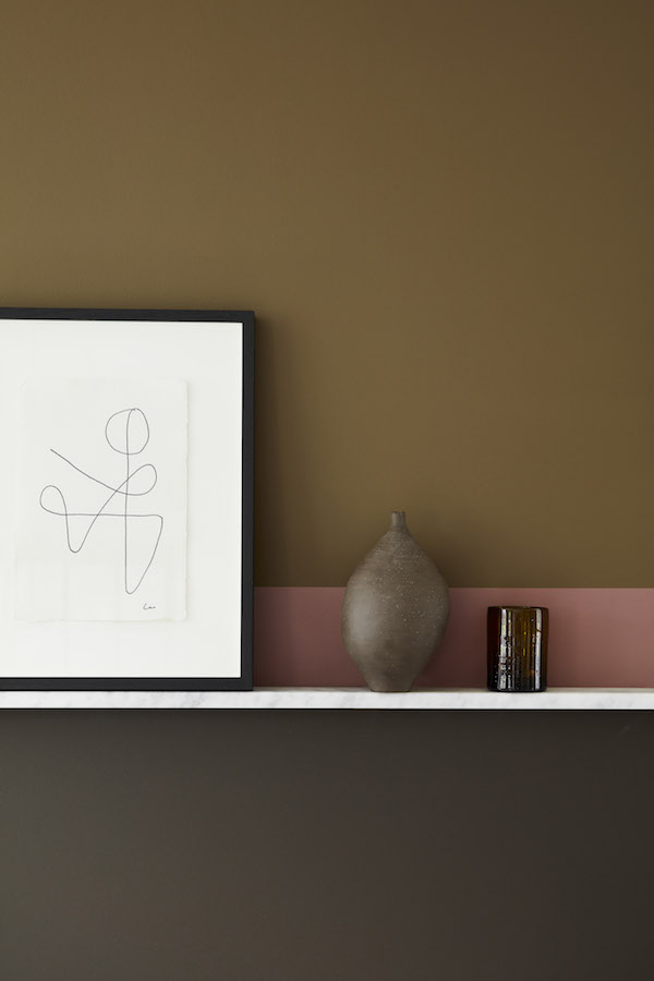 A new collection of colours by Little Greene paint company | Stone
