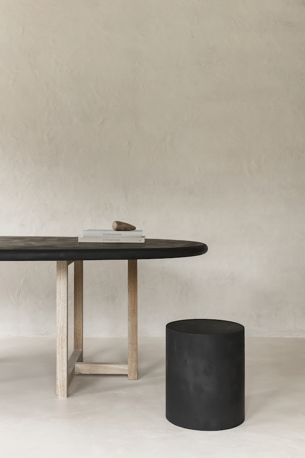 Morphe table collection by Atelier STRAF