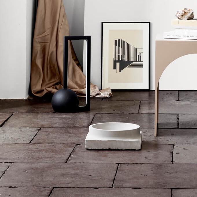 stone objects  Lacuna shape