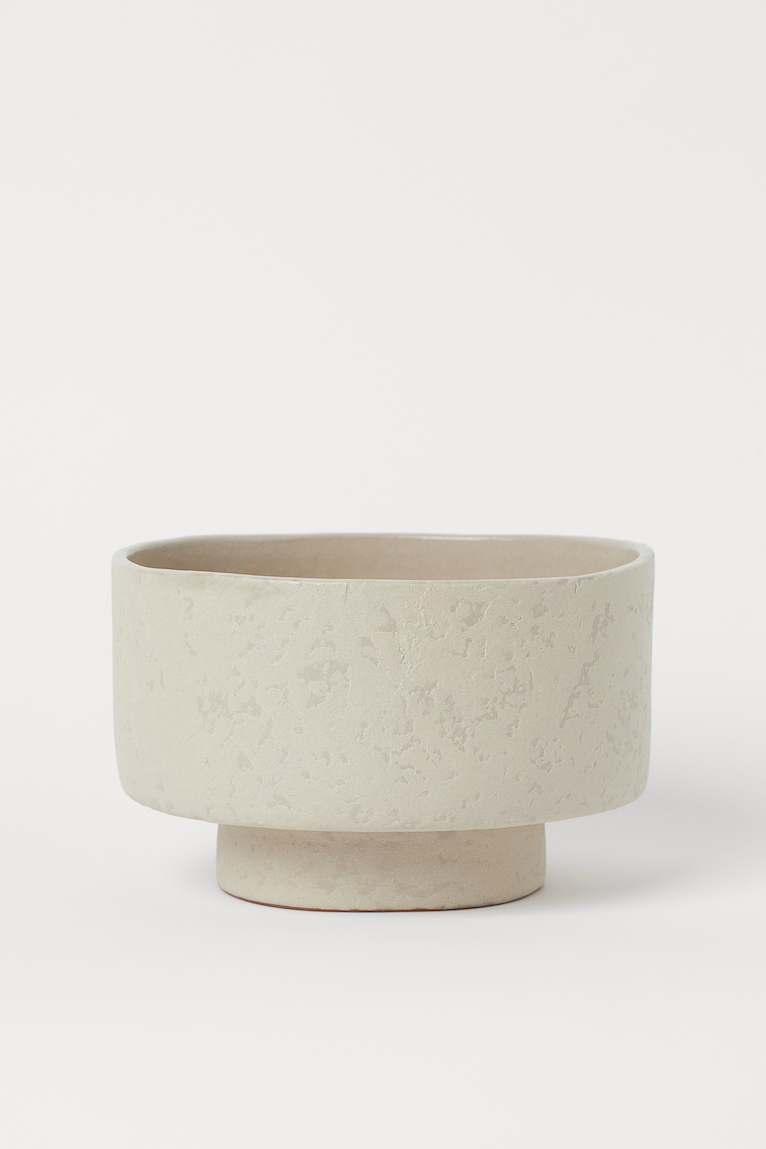 New all natural H&M Home collection