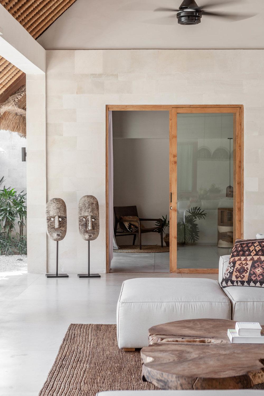Villa Massilia at the island of Bali