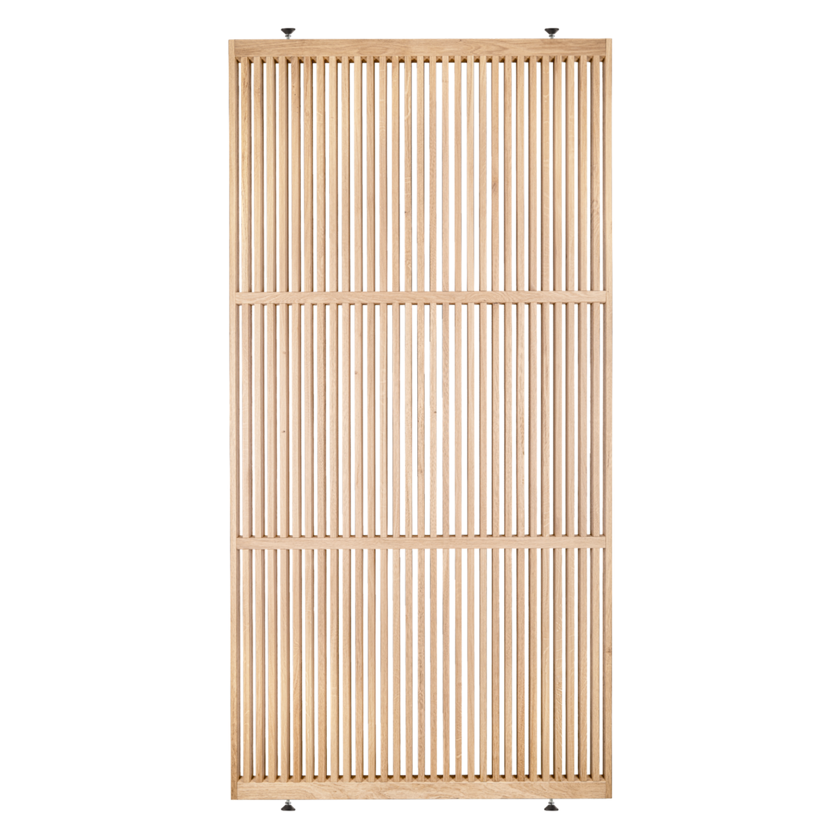 One size fits all Room Divider in oak